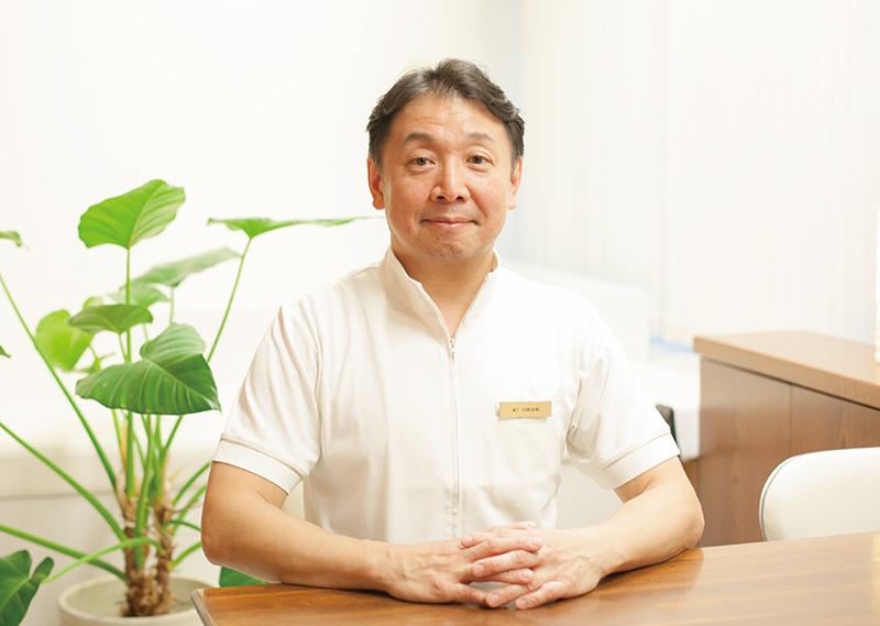 院長 山田 成利